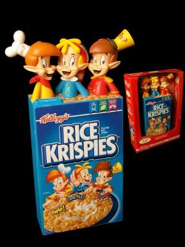 Kellogg's Cereal 100 周年纪念存钱罐 - 大米丽丝