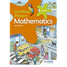 Caribbean Primary Mathematics Book 5 6th edition (English Edition)