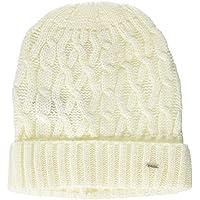 GAS 女式 Tilly 编织帽无檐小便帽,Bianco (白冰 1017),均码