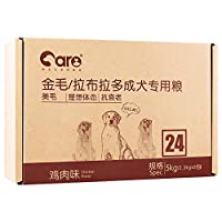 Care 好主人 宠物狗粮 金毛/拉布拉多成犬专用粮5kg
