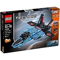 LEGO 乐高 玩具 机械组 Technic 10岁-16岁 空中竞速喷气式飞机 42066 积木