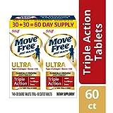Schiff Move Free Altra 维骨力软骨精华素骨胶原60片(2盒装,每盒30片)