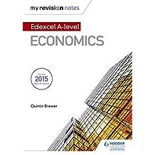 My Revision Notes: Edexcel A Level Economics (English Edition)