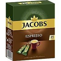 JACOBS Espresso意式濃縮 速溶咖啡條 4包(4 x 25條)