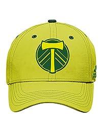 MLS 男孩色调标志结构可调节帽子