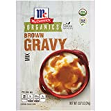 McCormick Organic Brown Gravy Mix, 0.87 oz