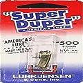 Luhr Jensen Super Duper Spoon, Chrome/Silver Prism-Lite,…