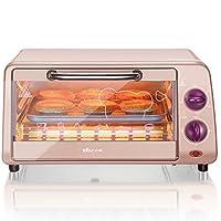 Bear 小熊 电烤箱 多功能家用迷你烘焙烤箱9L DKX-A09A1(亚马逊自营商品, 由供应商配送)