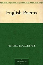 English Poems (免费公版书) (English Edition)