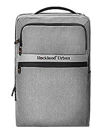 Rockland 中性 双肩背包休闲电脑包 大容量书包 urban-I