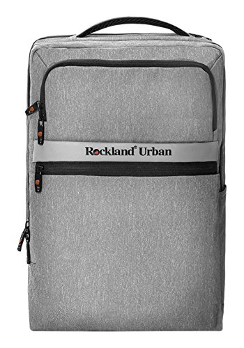 Rockland 中性15寸大容量休闲双肩电脑包:urban-II