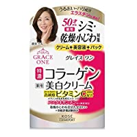 Kose Cosmeport - Grace One-medicated whitening KoJun gel cream 100g (quasi-drugs)