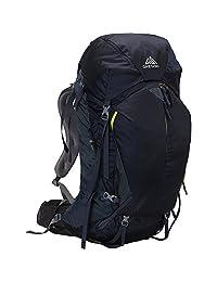 Gregory 登山系列 baltoro 65升男式多日徒步背包 | 便携,野营,旅行 | 防雨罩,补水袖子 & DAYPACK ,耐用施工 | 高级舒适 ON THE TRAIL