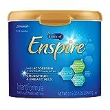 Enfamil Enspire 婴儿奶粉,20.5盎司(581g) 可重复使用的奶罐