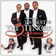 进口CD:优秀的三大男高音Best of the Three Tenors(4669992A)
