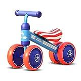 FERSOAR F 烽索 LUDDY JOOP系列1-2岁儿童滑行平衡车 三轮学步扭扭车1003B