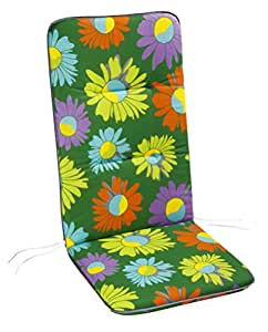 BEST 躺椅垫,彩色,100 x 50 x 6 厘米,5101779