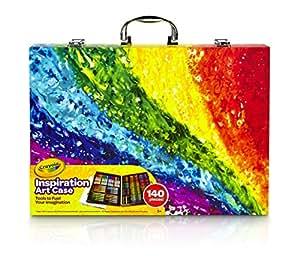 Crayola 绘儿乐 创意展现艺术珍藏礼盒(版本随机发货)