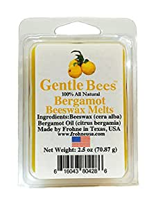 Gentle Bees Bergamot Candle Melts