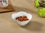 Nishida 樱花形小碗 小碗 小碟子 小菜碟 珍味 110247