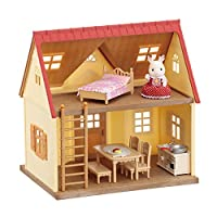Sylvanian Families 森贝儿家族 过家家玩具 甜梦小屋 SFYC5242
