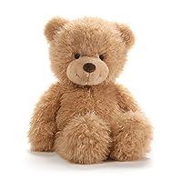GUND Ginger可爱棕色小熊毛绒玩具-高15英寸(38cm)(亚马逊进口直采,美国品牌)