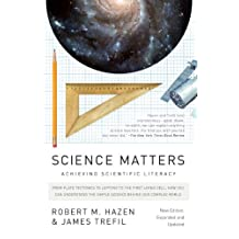 Science Matters: Achieving Scientific Literacy (English Edition)