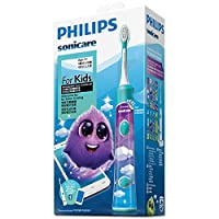 Philips 飞利浦 HX6322/04 Sonicare For Kids 儿童声波震动牙刷 蓝牙版(自带刷头*2)(建议使用年龄:4-12岁)