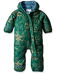 Columbia Baby Snuggly Bunny 睡袋 Pine Green Continents Camo/Blue Heron 0/3