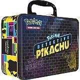 PKM: Det. Pikachu: Collector Chest Pokemon TCG:Detective PikachuCollector + 9