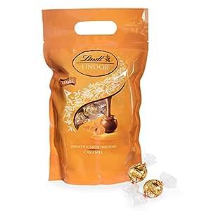 Lindt 瑞士莲 Lindor系列软心巧克力球 焦糖味, 1kg装