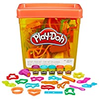 Hasbro 孩之宝 Play-Doh 培乐多彩泥 经典系列 乐趣桶装 B1157