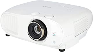Epson 爱普生 EH-TW7100 4K Pro-UHD1 家用投影仪 家庭影院 带扬声器(3000流明, 40000:1对比度, 16:9, 3D)
