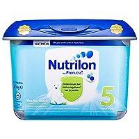 (跨境自营)(包税) 荷兰 牛栏 Nutrilon 儿童配方奶粉5段安心罐 2周岁及以上 800g
