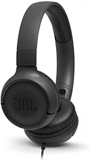 JBL JBLT500BLK 有线头戴式耳机JBLT500BLK