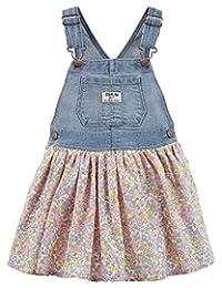OshKosh B'Gosh 女童复古花朵图案套衫,尺码 3 个月