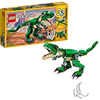 LEGO 乐高 Creator 凶猛霸王龙31058