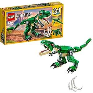 LEGO 乐高  拼插类 玩具  LEGO Creator 创意百变系列 凶猛霸王龙 31058 7-12岁