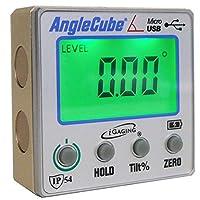 iGaging Angle Cube 覆盖 多种颜色 BackLit LCD Display 35-2269 1