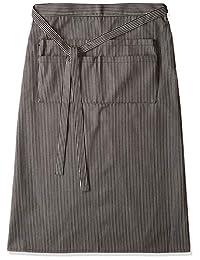 (arbe)arbe【制服】腰带围裙T8084 黑色 均码