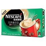 雀巢 无蔗糖添加2合1咖啡30条