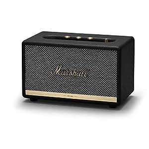Marshall 马歇尔 Acton II 蓝牙音箱 扬声器 第二代新品 全新升级 黑色