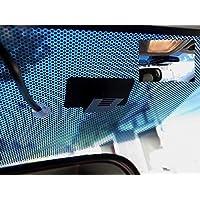 E3M 改良 3M 永久压条挡风玻璃支架,适用于贝尔维奇雷达探测器