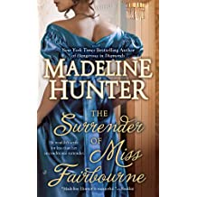 The Surrender of Miss Fairbourne (Fairbourne Quartet Book 1) (English Edition)