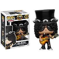 POP Rocks:Slash 可动公仔 3.75 inches 多色