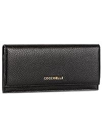 Coccinelle 金属色软皮 女式 时尚钱包 BW5 11 45 01