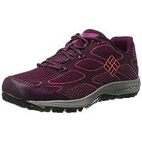 Columbia* 女 登山鞋CONSPIRACY IV OUTDRY BL6004(亚马逊进口直采,美国品牌)