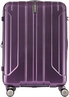Samsonite 新秀丽 Near Spinner 66/24 exp 女式中号紫色聚丙烯行李包 AY8093002