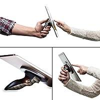 TORCHGRIP 通用平板电脑支架和平板手柄,适用于 iPad、三星和大多数其他平板电脑