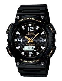 CASIO 卡西欧 光动能中性手表 AQ-S810W-1BVDF